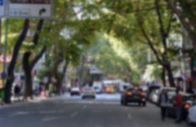 Necatibey Caddesi'nde BELTAŞ Markası ANPARK Otopark Uygulaması