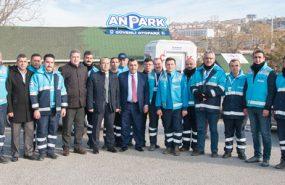Mustafa Toruntay'dan BELTAŞ Personellerine Ziyaret