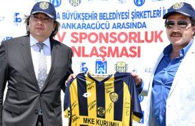 MKE Ankaragücü Sponsorluk Anlaşması