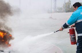 BELTAŞ Personellerine İş Güvenliği ve Yangın Tatbikatı