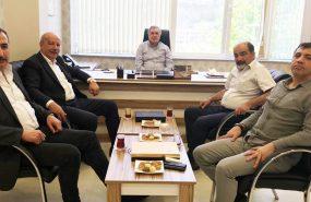 Yönetim Kurulu Haftalık Toplantısını Gerçekleştirdi